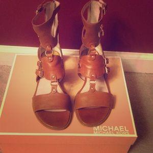 Michael Kors Gladiator Sandals😍